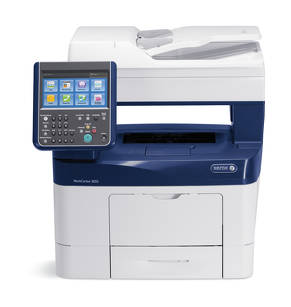 Xerox WorkCentre 3655V_X + FAX